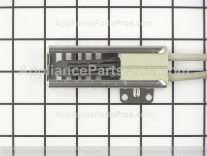 GE Oven Igniter Assembly WB13T10045 from AppliancePartsPros.com