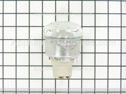 GE Oven Lamp Assembly WB08X10007 from AppliancePartsPros.com