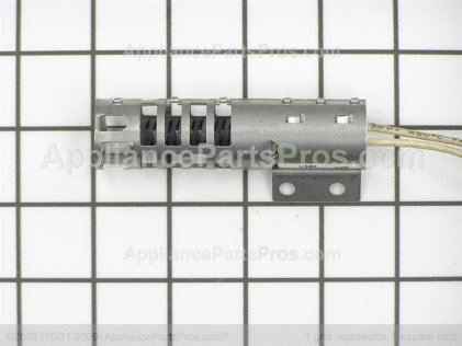 GE Round Style Oven or Broiler Igniter WB2X9154 from AppliancePartsPros.com