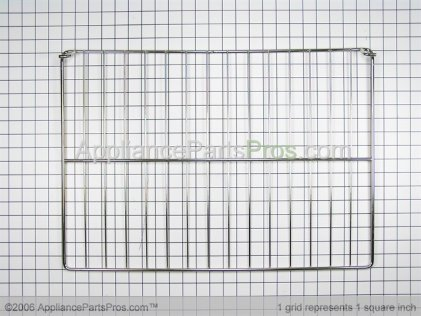 GE Oven Rack WB48X5044 from AppliancePartsPros.com