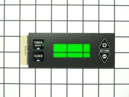 GE Overlay (bk) WB11K50 from AppliancePartsPros.com
