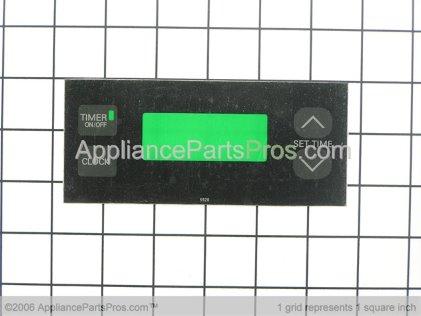 GE Overlay (blk WB27K10004 from AppliancePartsPros.com