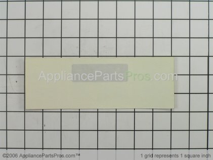 GE Overlay (bsqt) WB27K10029 from AppliancePartsPros.com