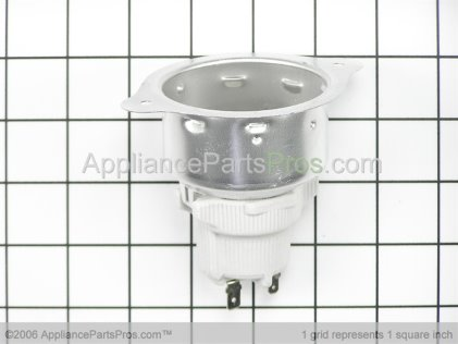 GE Ovlamp Hldr WB8K5042 from AppliancePartsPros.com