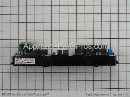 GE Ovn Control Erc WB27T10204 from AppliancePartsPros.com