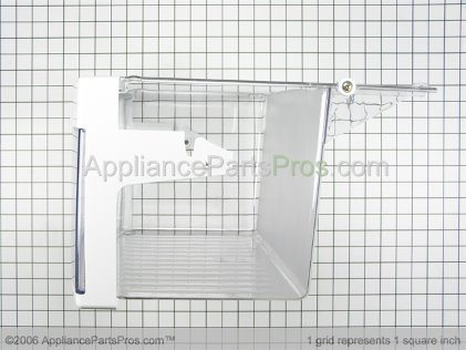 GE Pan Asm Meat WR32X10157 from AppliancePartsPros.com