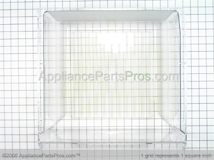 GE Pan, Crisper Upper WR32X1221 from AppliancePartsPros.com