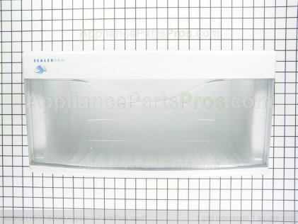 GE Pan Frame Asm WR32X10506 from AppliancePartsPros.com