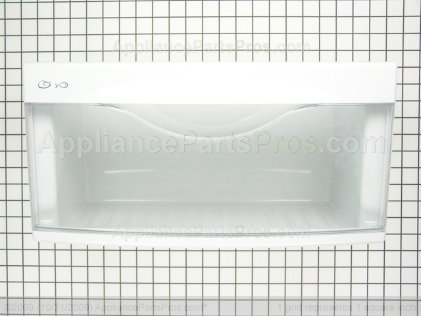 GE Pan Frame Asm WR32X10510 from AppliancePartsPros.com