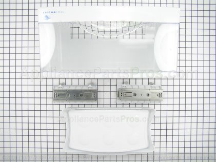 GE Pan Kit 234DOM/MON WR49X10123 from AppliancePartsPros.com