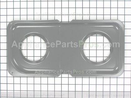 GE Pan Unit Lef WB34K10018 from AppliancePartsPros.com