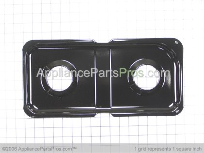 GE Pan Unit Lef WB34K10022 from AppliancePartsPros.com