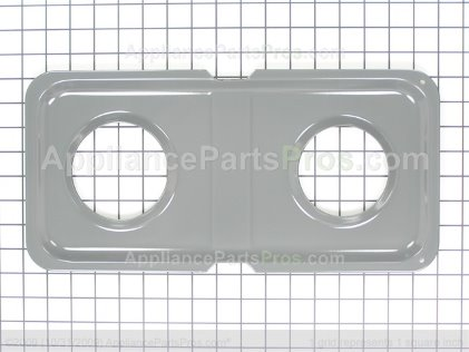 GE Pan Unit Left (gray) WB32K10011 from AppliancePartsPros.com
