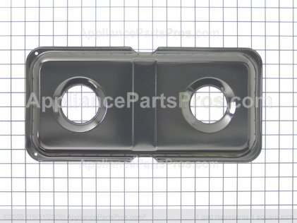 GE Pan-Unit Left (blk) WB32K10014 from AppliancePartsPros.com