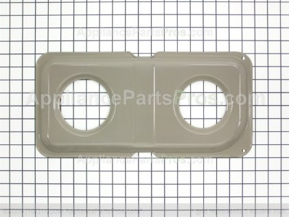 GE Pan Unit Left (taupe) WB34K10019 from AppliancePartsPros.com