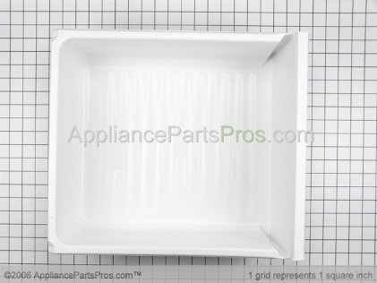 GE Pan Upper WR32X1045 from AppliancePartsPros.com