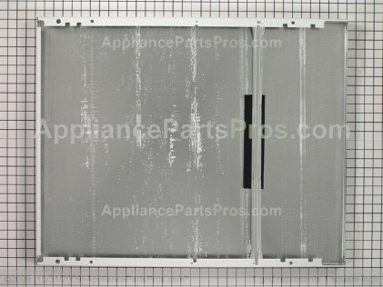 GE Panel&brace Asm. Wh WH46X10109 from AppliancePartsPros.com