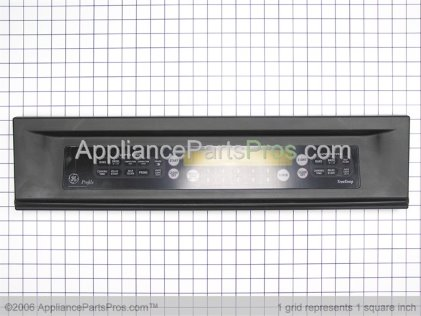 GE Panel Cntl Asm (prf- WB36T10499 from AppliancePartsPros.com