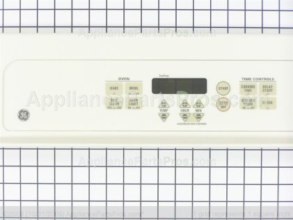 GE Panel Cntl Asm WB36T10607 from AppliancePartsPros.com