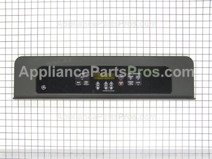 GE Panel Cntl Asm WB36T10609 from AppliancePartsPros.com