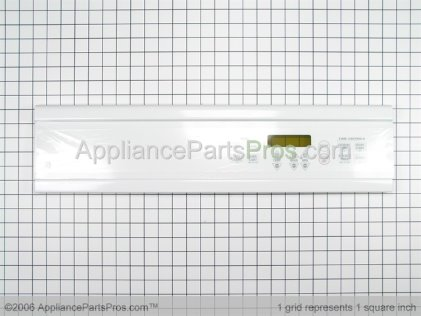 GE Panel Control A WB36T10138 from AppliancePartsPros.com