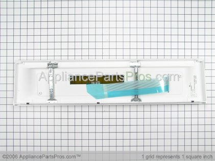 GE Panel Control A WB36T10283 from AppliancePartsPros.com