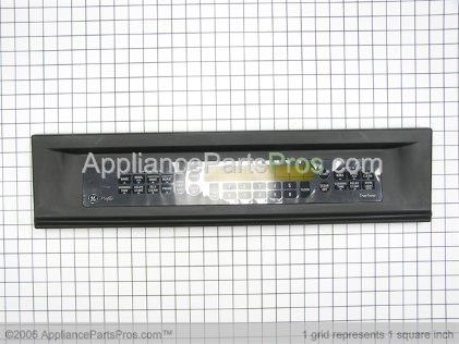 GE Panel Control Assembly (blk) WB36T10282 from AppliancePartsPros.com