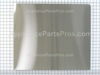 GE Panel Cover Ss WD27M275 from AppliancePartsPros.com