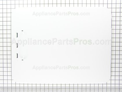 GE Panel Door WE10X326 from AppliancePartsPros.com