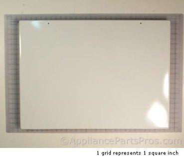 GE Panel Door Wh WB56K2 from AppliancePartsPros.com
