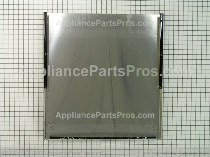 GE Panel Front Bowed Bk WD31X10030 from AppliancePartsPros.com