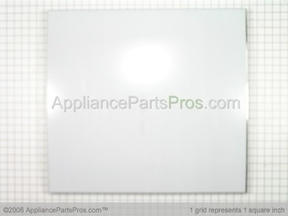 GE Panel Front Bowed Ss WD31X10078 from AppliancePartsPros.com
