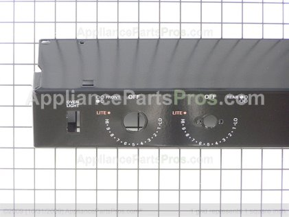 GE Panel Manifo WB36K10036 from AppliancePartsPros.com