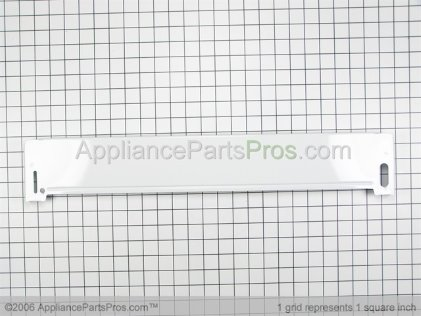 GE Panel Toe Kick Wh WD27X10066 from AppliancePartsPros.com