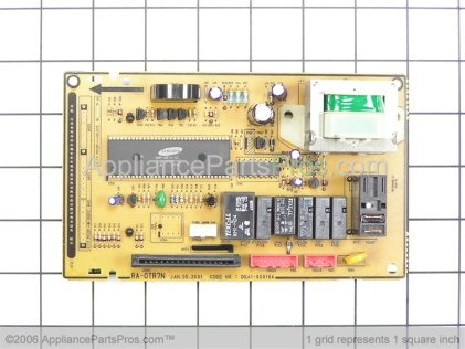 GE Pc Board WB27X10257 from AppliancePartsPros.com