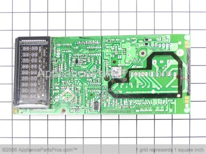 GE Pcb Control Assy WB27X10466 from AppliancePartsPros.com