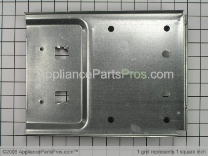 GE Plate Comp Mounting Assembly WR17X10195 from AppliancePartsPros.com