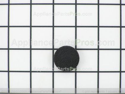 GE Plug Button Insert Blk WR2X8542 from AppliancePartsPros.com