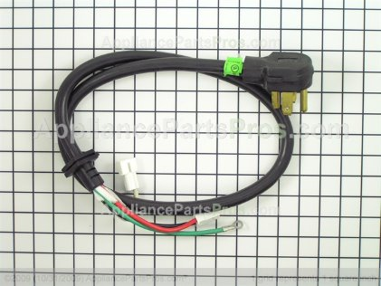 GE Power Cord Assembly WB18X10096 from AppliancePartsPros.com
