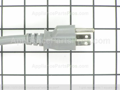 GE Power Cord Assembly WB20X10030 from AppliancePartsPros.com