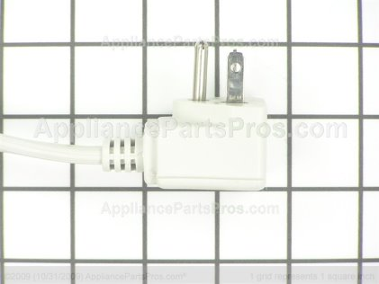 GE Power Supply Cord WJ35X10005 from AppliancePartsPros.com
