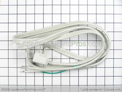 GE Power Supply Cord WJ35X10007 from AppliancePartsPros.com