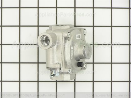 GE Pressure Regulator WB19K10055 from AppliancePartsPros.com