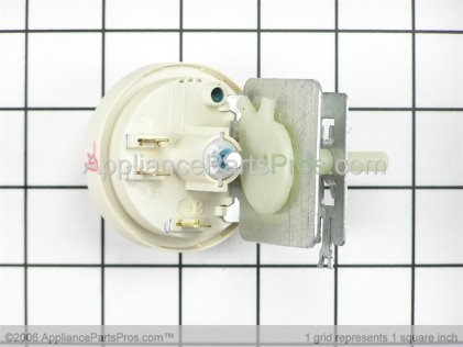 GE Pressure Switch WH12X10069 from AppliancePartsPros.com