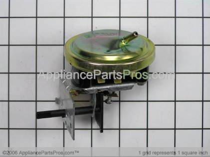 GE Pressure Switch WH12X910 from AppliancePartsPros.com