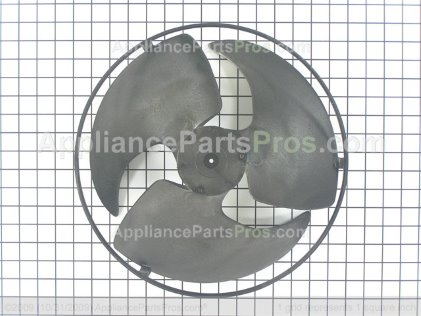 GE Propeller Fan O/d WJ73X10157 from AppliancePartsPros.com