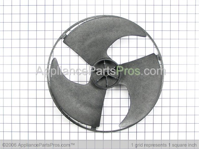 Ge Wj73x10047 Propeller Fan Appliancepartspros Com