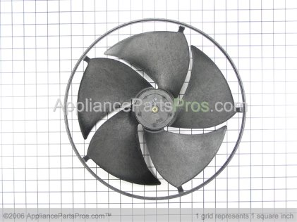 GE Propeller- WJ73X10037 from AppliancePartsPros.com
