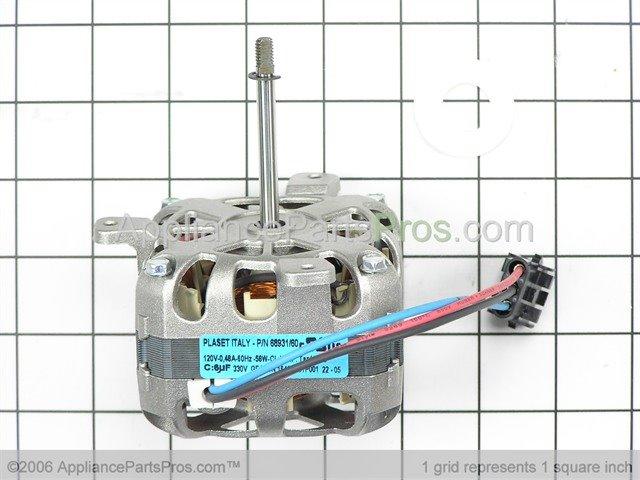 Ge Wb26t10013 Psc Conv Motor Appliancepartspros Com