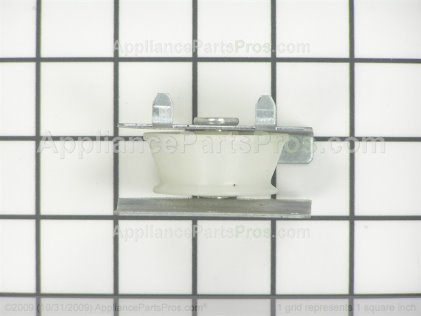 GE Pulley Bracket Asm WD16X10009 from AppliancePartsPros.com